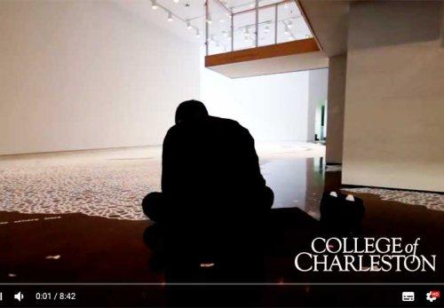 現代美術アーティスト・山本基のメイキング映像。2012年のアメリカ巡回個展RETURN TO THE SEAの映像。