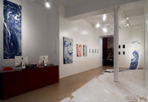 ierimonti,gallery,solo,exhibition,motoi,yamamoto,newyork,salt,installation,drawing,painting,giclee